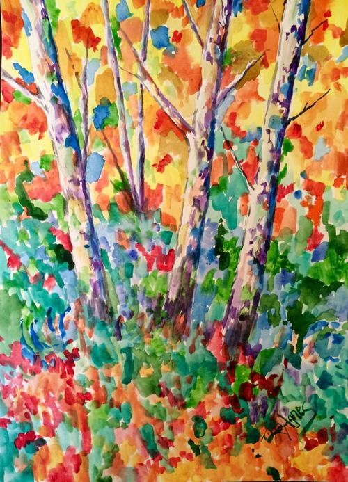 Mosaic Fall ws