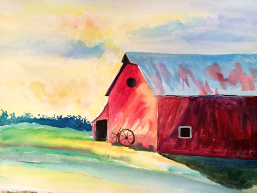 Red Shed ws
